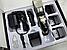 Профессиональная Аккумуляторная Машинка для Стрижки волос GEMEI GM-6066 мужская с насадками 100% КАЧЕСТВО, фото 3