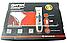 Профессиональная Аккумуляторная Машинка для Стрижки волос GEMEI GM-6066 мужская с насадками 100% КАЧЕСТВО, фото 7