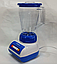 Блендер кавомолка WX-999 Wimpex 500 Ватт Подрібнювач Кухонний продуктів Електричний Побутовий 100% ЯКІСТЬ, фото 3