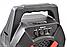 Міні колонка-валіза ESS-211 (26.5x19x11) Bluetooth, FM радіо світломузика блютуз портативна USB SD AUX від мережі, фото 8