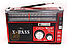 Радіоприймач колонка Golon RX-382 Радіо FM USB/SD Магнітофон Відмінний вибір для дачі або будинку Радіоприймач, фото 6