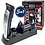 Професійна машинка для стрижки волосся Gemei GM-591 для носа і вух мультитриммер триммер для волосся NEW, фото 3