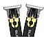 Професійна машинка Super Trim VGR V-082 для стрижки волосся Голови Вусів і Бороді Бритва Тример, фото 5