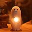 Зволожувач повітря лампа 2в1 Elite Seals-Shape Humidifier необхідна річ у кожному будинку Безшумні в роботі, фото 4