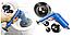 Пневматический Вантуз Toilet dredge GUN BLUE от Засора Труб, Унитаза, Ванны для Канализации, Раковины от Волос, фото 7