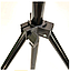 Универсальная складная стойка для кольцевых ламп Смартфона STAND штатив-тренога подставка держатель фотоштати, фото 9