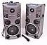 МОЩНЫЕ Колонки Сабвуфер Rock Music RC-8950 Аудио колонки для ПК Акустика (150W/FM/Bluetooth/USB), фото 4