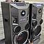 МОЩНЫЕ Колонки Сабвуфер Rock Music RC-8950 Аудио колонки для ПК Акустика (150W/FM/Bluetooth/USB), фото 2
