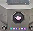 МОЩНЫЕ Колонки Сабвуфер Rock Music RC-8950 Аудио колонки для ПК Акустика (150W/FM/Bluetooth/USB), фото 5