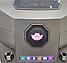 ПОТУЖНІ Колонки Сабвуфер Rock Music RC-8950 Аудіо колонки для ПК Акустика (150W/FM/Bluetooth/USB), фото 5