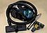 Пилосос колбовый Потужний Crownberg CB-0112 2600W 1,5 L Синій для Будинку, Квартири Вакуумний Контейнерний, фото 6