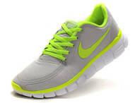 Женские кроссовки Nike Free Run 5.0 V 4 grey-green