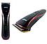 Профессиональная машинка для стрижки волос Rozia HQ-222 Триммер 4 режима (3, 6, 9, 12 мм) Время работы 8 часов, фото 7