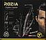 Профессиональная машинка для стрижки волос Rozia HQ-222 Триммер 4 режима (3, 6, 9, 12 мм) Время работы 8 часов, фото 9