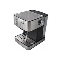 Электрическая Кофеварка эспрессо Crownberg CB-1565 Механическоя Молотый для Дома, Кафе, Гостиниц, Кухни