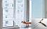 Антимоскитная Сетка на Окно MAGNETIC 150х180 см| Москитная Сетка на Окно с Лентой для Крепления NO9213, фото 5