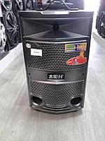 Мощная акустика А10-33 на аккумуляторе с микрофоном