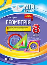 Розробки уроків Геометрія. 8 клас (Доповнене та перероблене під прогр 2017).