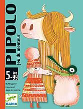 Настольная игра Djeco Пиполо DJ05108, КОД: 2438299