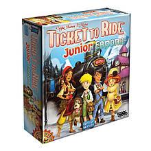 Настольная игра Hobby World Ticket to Ride Junior Европа 1867, КОД: 2439367
