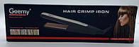 Стайлер для волос GEMEI GM2955 Гофре (40шт)