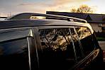 Toyota Land Cruiser 200 Рейлінги оригінальний дизайн (2 шт)
