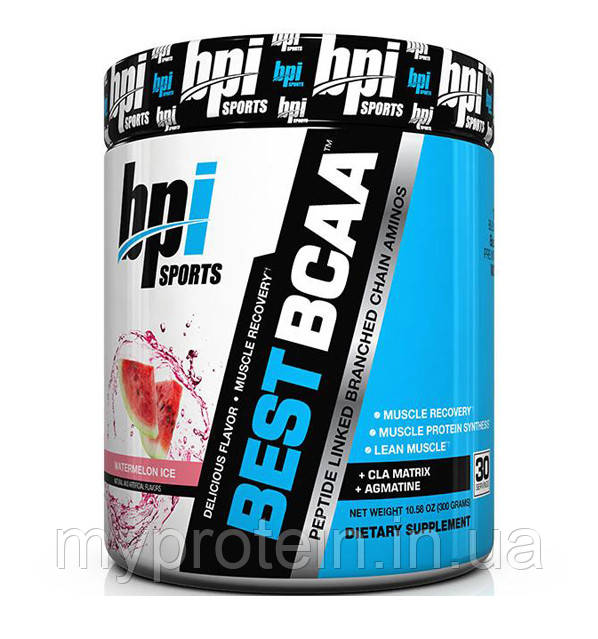 BPI sports БЦА Best BCAA (300 g  )