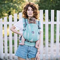 Эрго рюкзак one+ cool organic секвойя Love & Carry®