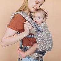Эрго рюкзак one+ cool organic песок Love & Carry®