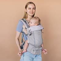 Эрго рюкзак air x с сеткой на спинке айвори Love & Carry®