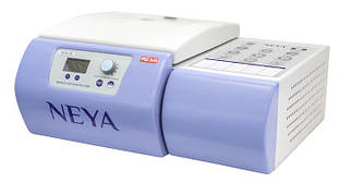 Центрифуга з охолодженням (макс. 4 x 175 мл, 6000 об/хв, 10 програм) NEYA 10R PROFESSIONAL