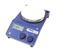 Магнітна мішалка з підігрівом (20 л, цифрова, до 340°C) ARGO-LAB M2-D Pro