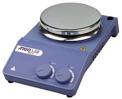 Магнітна мішалка з підігрівом (20 л, аналогова, до 340 °C) ARGO-LAB M2-A