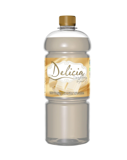 Сироп Белый шоколад Delicia 1300 г