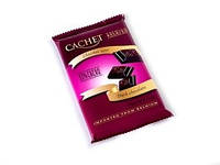 Премиум шоколад Cachet - тёмный шоколад 53% какао, 300гр. Бельгия