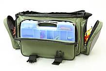 Портативна сумка для риболовлі fisher f