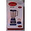 Кухонний блендер - кофемолка WimpeX WX-999 / харчової екстрактор / кухонний подрібнювач / шейкер для смузі, фото 8