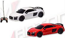 Машинка Ауді Р8 (Audi R8) на радіокеруванні, 1:24, 2 кольори, RAW