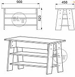 Журнальний стіл Джаз - 2, фото 2