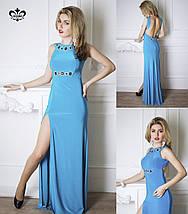 Платье с открытой спиной | Джокогда lzn, фото 3