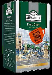 Ахмад чай з бергамотом Граф Грей чорний листовий 100 грам