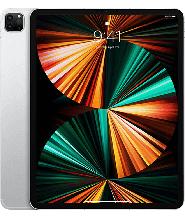 Apple iPad Pro 12.9 2021 Wi-Fi + Cellular 2TB Silver (MHP53)