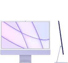 Apple iMac 24 M1 Purple 2021 (Z130IMAC01)