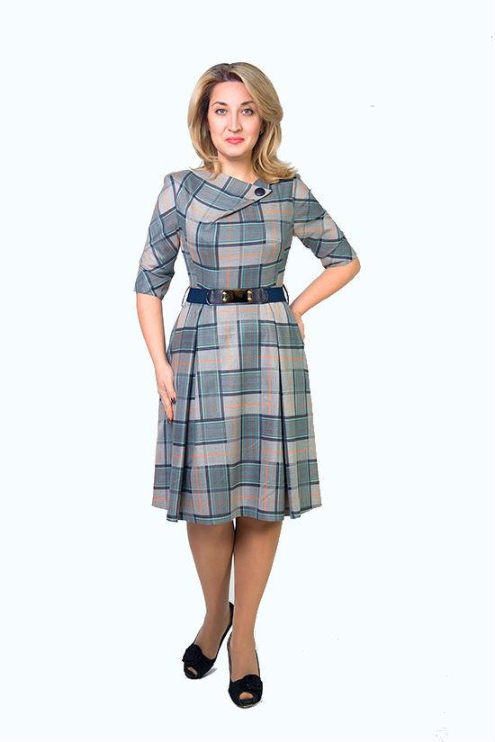 Платье Мартина-2 8256 ,размеры 46,48,50,52