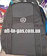 """Чохли на сидіння Volkswagen Caddy 2004- (1+1) / автомобільні чохли на Фольксваген Кадді """"Nika"""", фото 6"""