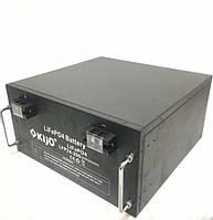 Аккумулятор Kijo LiFePO4 24V 200Ah   (з LED дисплеем )