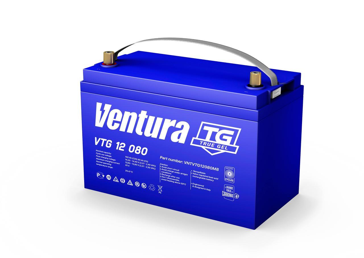 Акумуляторна батарея Ventura VTG 12-080 M8