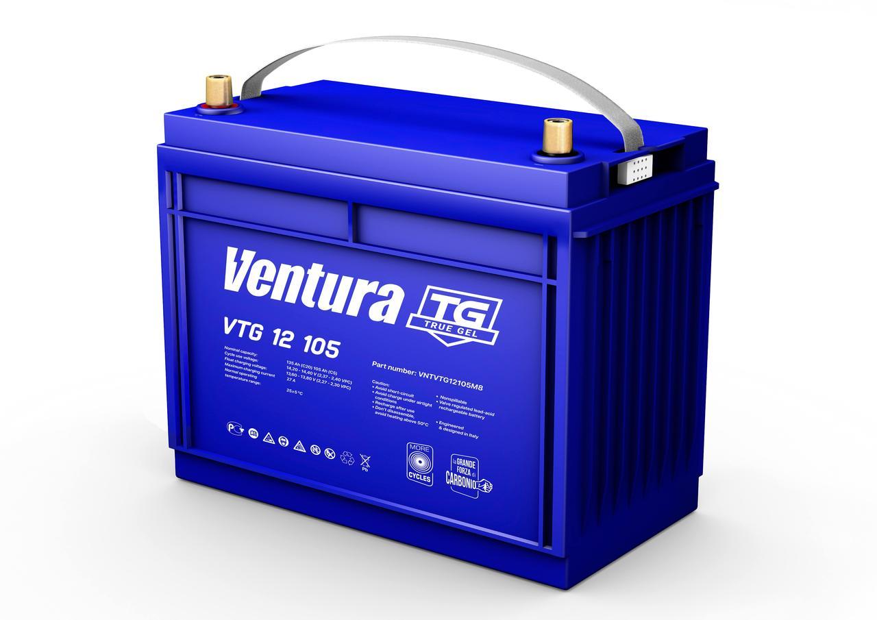 Акумулятор Ventura VTG 12-105 M8