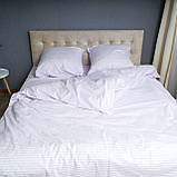"""Комплект постельного белья Le Confort """"Белая полоска"""" Евро, фото 3"""