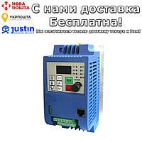 Преобразователь частоты Ecogoo 9100-1T-00220GB 2.2 кВт 220 В для управления скоростью вращения двигателя